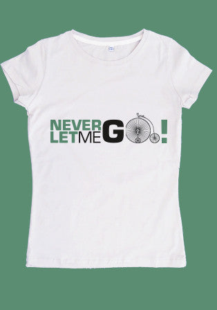 never let me go t-shirt
