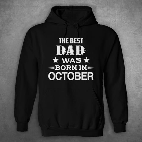 Best Dad siyah sweatshirt