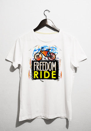 freedom ride t-shirt - basmatik.com