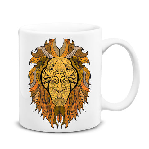 Ornate Lion kupa