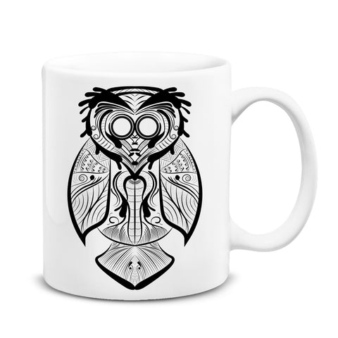 Ornate Owl kupa
