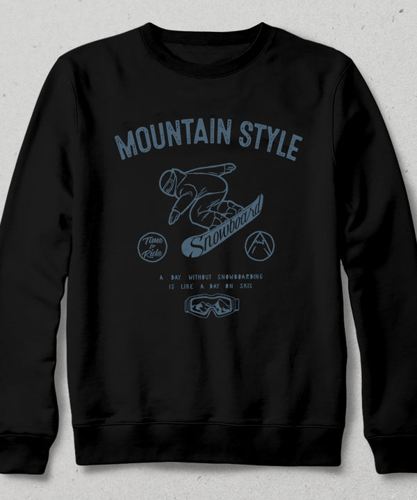 Montain sweatshirt
