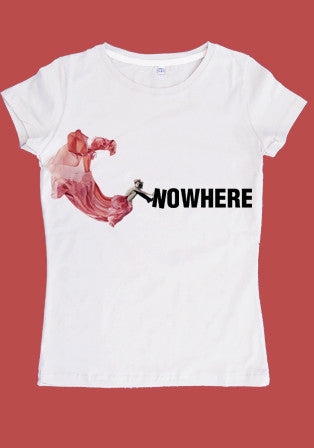 nonhere t-shirt
