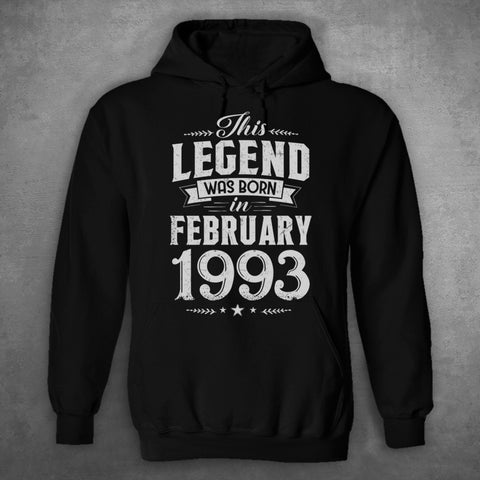This legend siyah sweatshirt