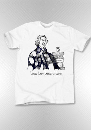 adam smith t-shirt