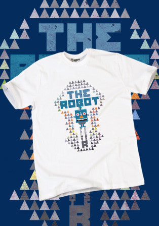 the robot t-shirt