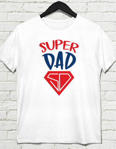 Super Dad tshirt