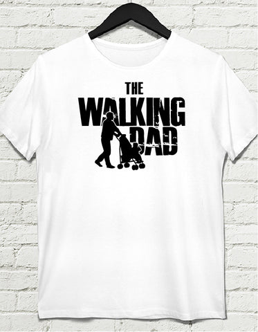 Walking dad tshirt