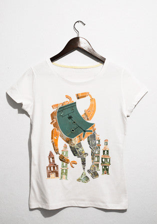 city hero t-shirt