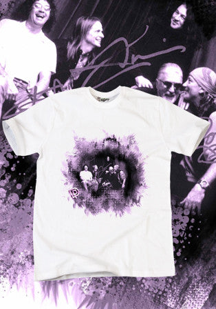 deep purple t-shirt - basmatik.com