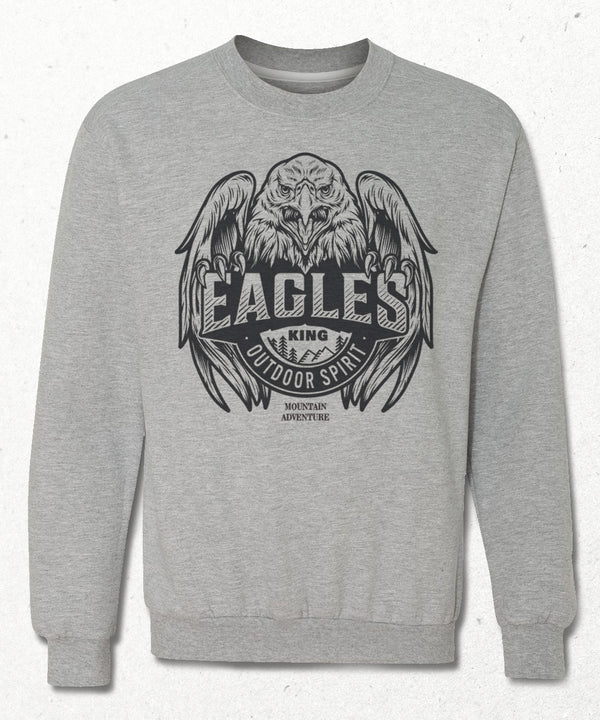 Eagles king sweatshirt - basmatik.com