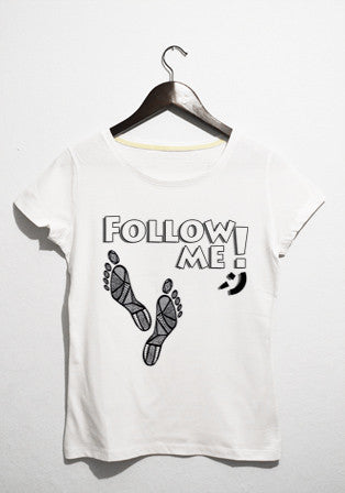 follow t-shirt - basmatik.com