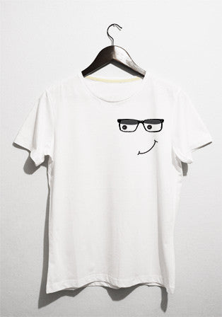 geek look t-shirt - basmatik.com