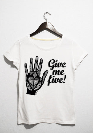 gimme five t-shirt