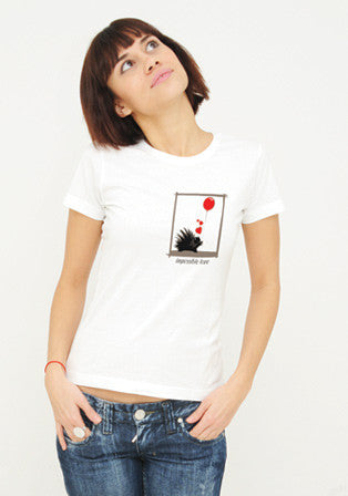 impossible love t-shirt - basmatik.com