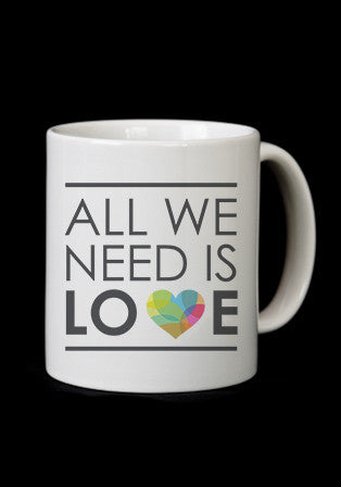 all we need is love kupa