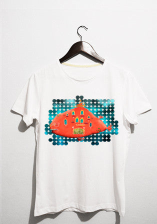 New House t-shirt - basmatik.com