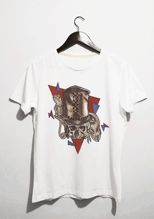 tattoo t-shirt - basmatik.com