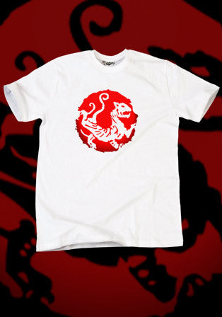 white tiger t-shirt - basmatik.com