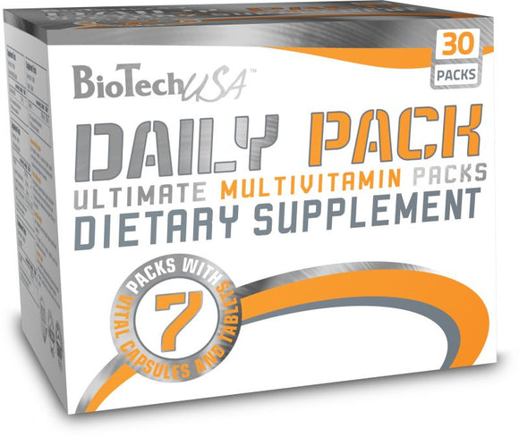 Biotech Daily Packs - 30 Packs