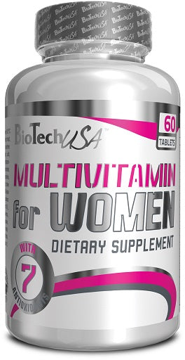 Biotech Multivitamin (Women) - 60 Tabletten