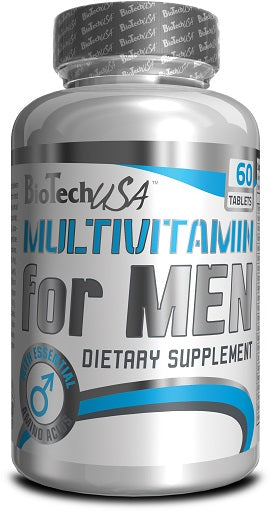 Biotech Multivitamin (Men) - 60 Tabletten