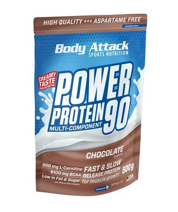 Body Attack POWER Protein - 500g
