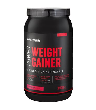 Body Attack POWER Weight Gainer - 1500g