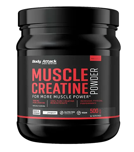 Body Attack MUSCLE Kreatin - 500g