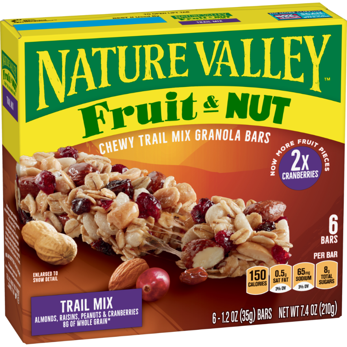 Nature Valley™ Trail Mix Fruit & Nut Bars