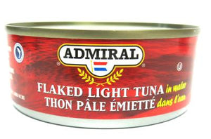 Admiral Flaked Light Tuna
