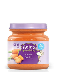 Heinz Beginner Baby Food - Carrots
