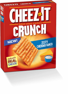 Cheez-It Crunch, Zesty Cheddar Ranch