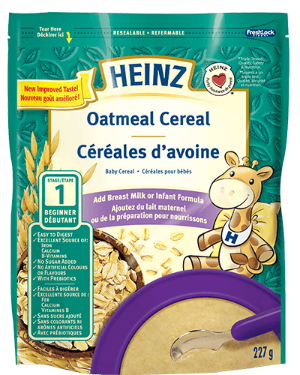 Heinz Baby Oatmeal Cereal