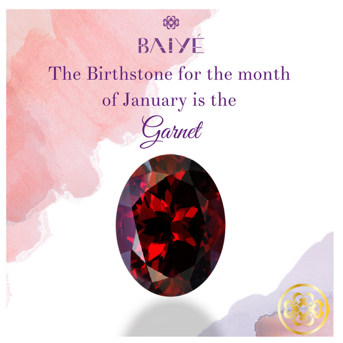 Garnet: The Birthstone for January