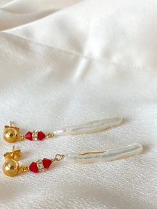 Remilekun Pearl Earrings