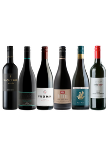 New Zealand Wine, New Zealand Red Wine, Man O' War, Syrah, Bordeaux Blend, Fromm Pinot Noir, Pinot Noir, Mt. Rosa Pinot Noir, Palliser Pinot Noir, Flying Sheep, Merlot, Cabernet Sauvignon, Mixed Case Wine, Red Wine Discovery.