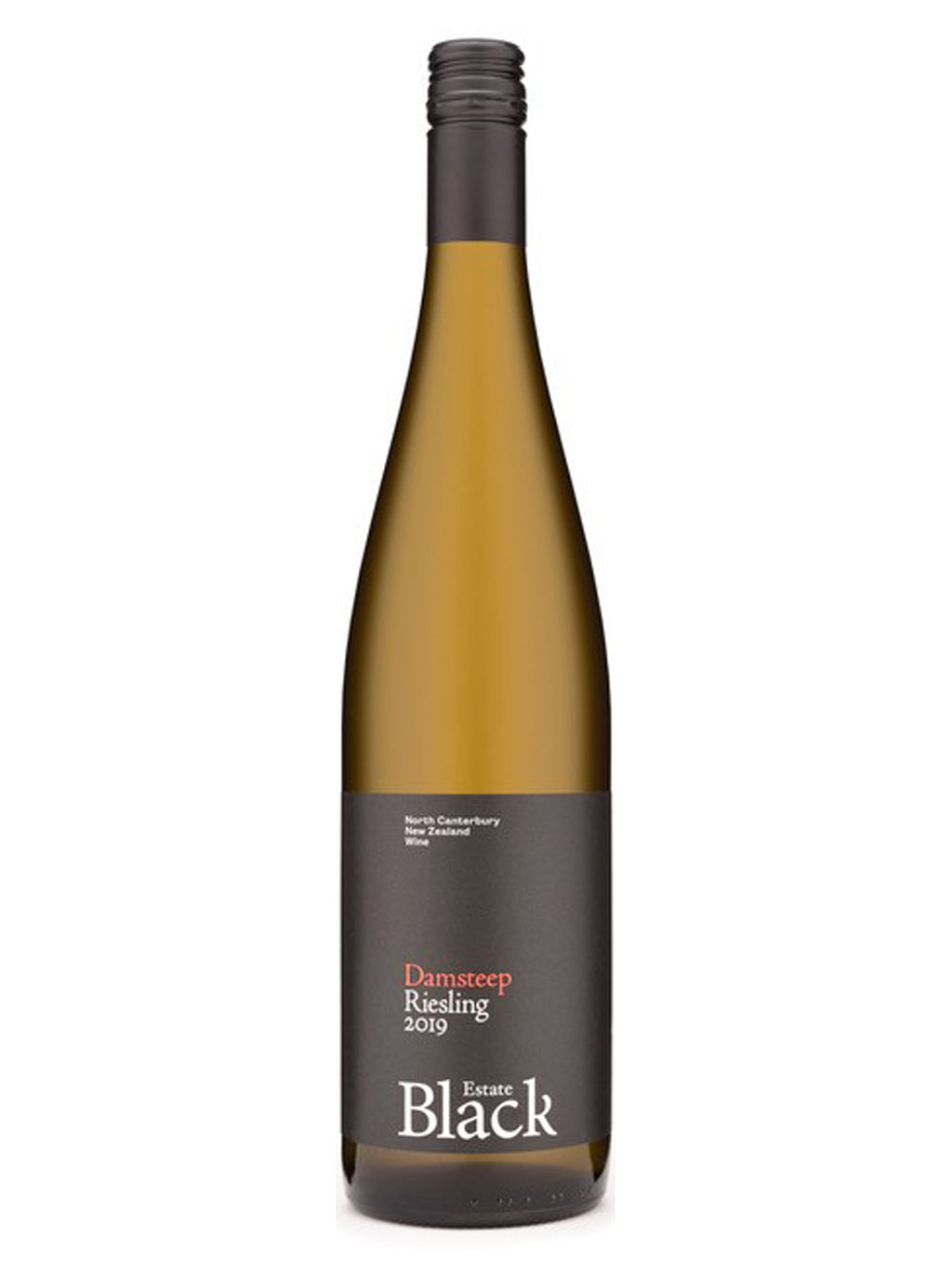 Black Estate Damsteep Riesling 2019, North Canterbury Riesling, New Zealand Wine, New Zealand Wine Store, Online Wine Store