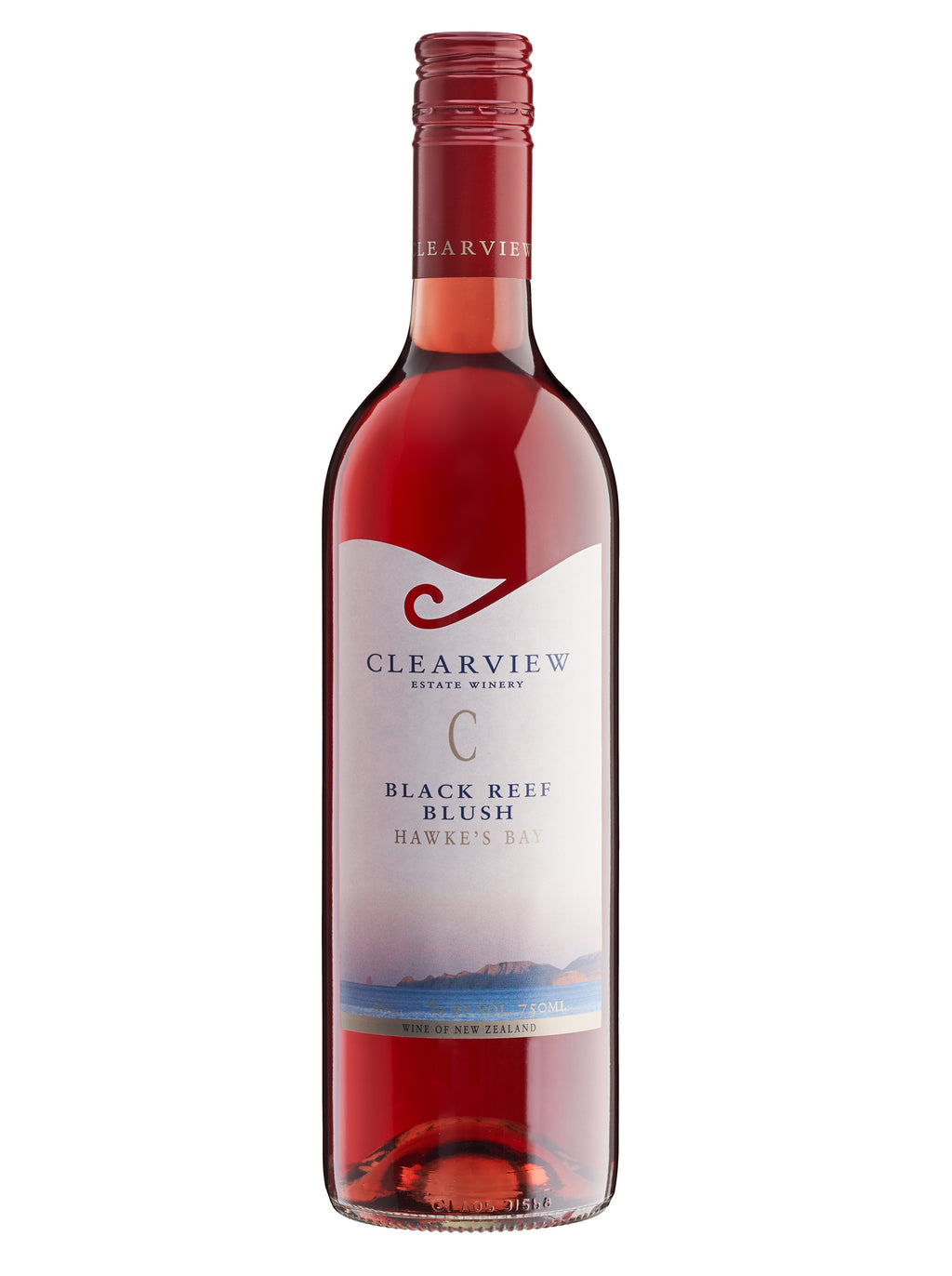 Clearview Estate Winery, Black Reef Blush, Rose Wine, Hawke's Bay Wine. New Zealand Wine, New Zealand Winery, New Zealand Wine Events, Auckland Wine Events, New Zealand Wine Store, Online Wine Store, Winetopia