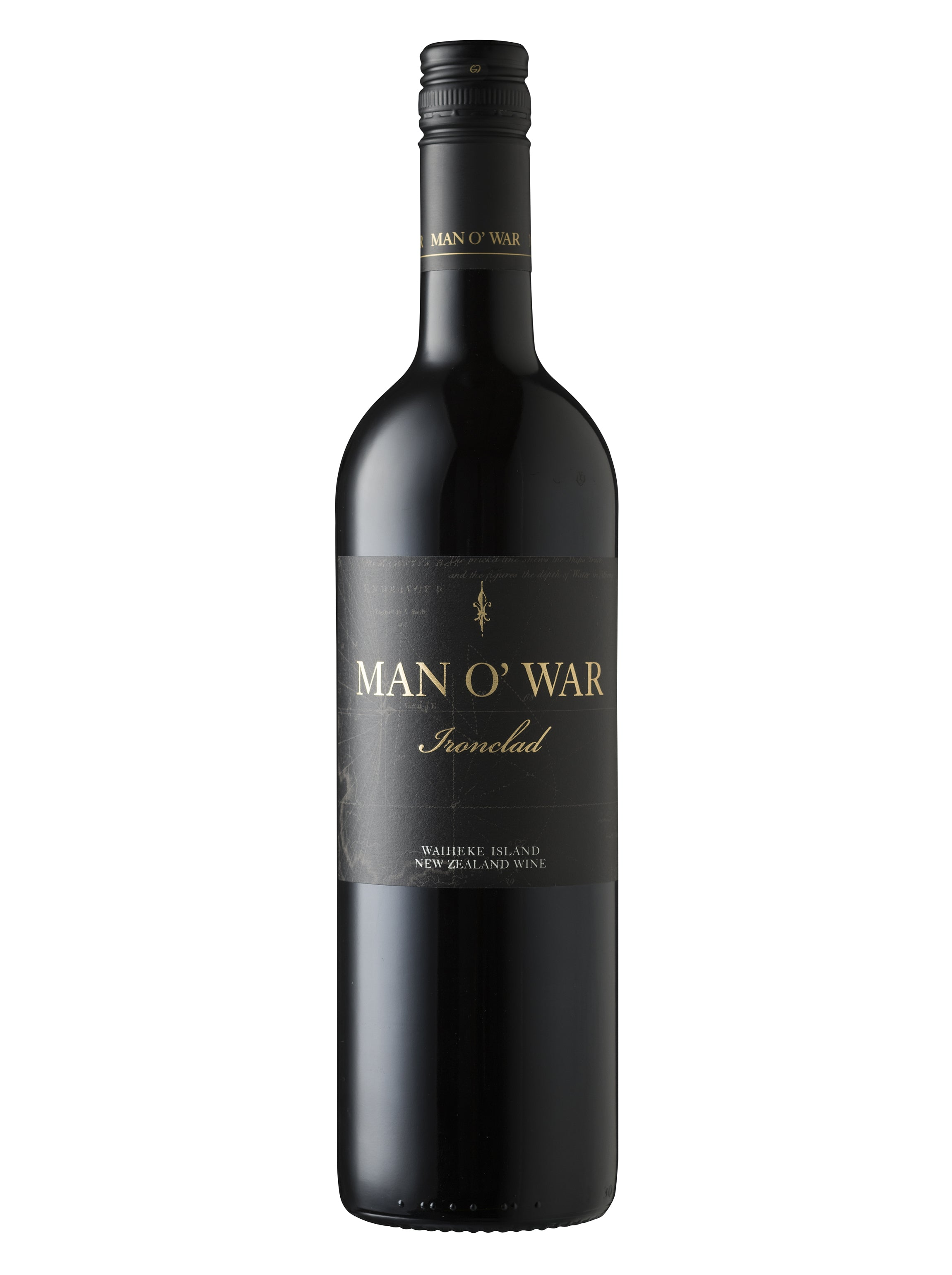 Man O' War Ironclad Bordeaux Blend 2017