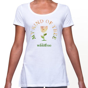 MY KIND OF TREE Women's Relaxed Fit T-Shirt