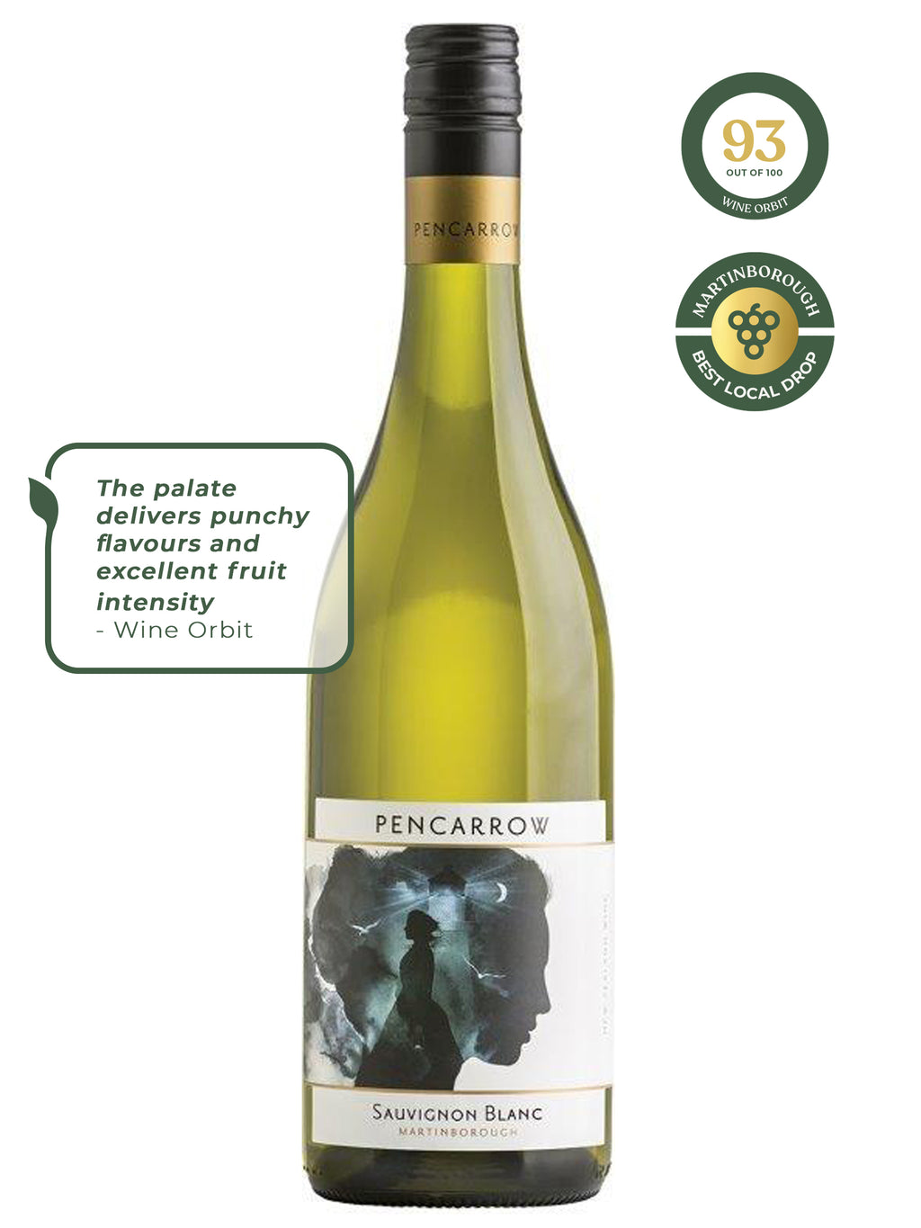 Pencarrow Sauvignon Blanc, Martinborough Sauvignon Blanc, New Zealand Sauvignon Blanc, New Zealand Wine, Online Wine Shop, New Zealand Wine Shop