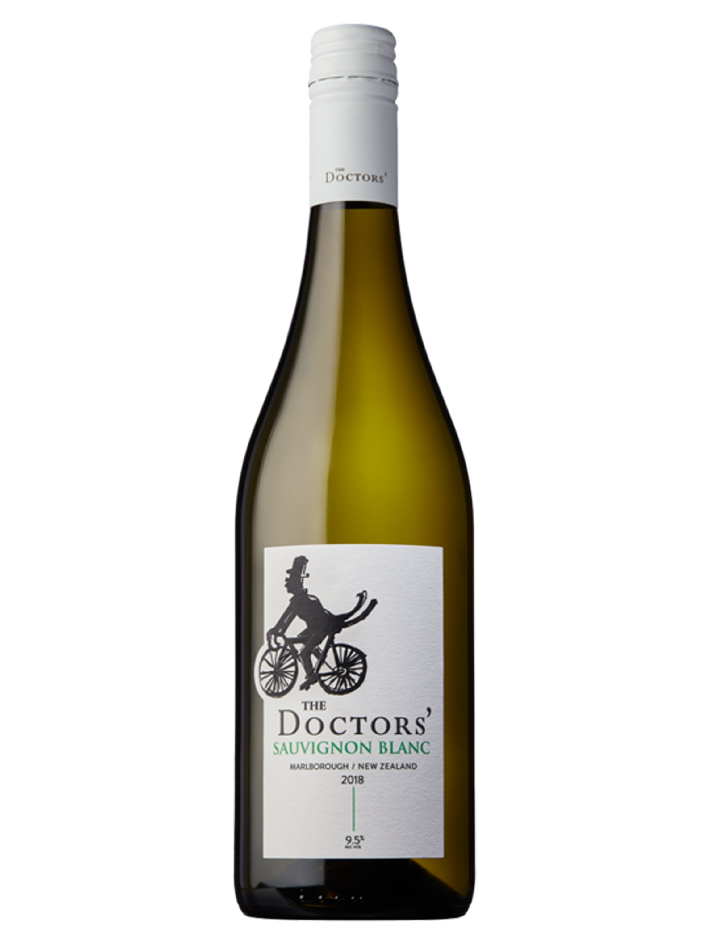 Forrest Estate The Doctors Sauvignon Blanc 2018