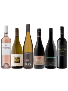 New Zealand Wine, Rose, Two Rivers Rose, Greywake, Black Estate, Riesling, Mt. Rosa Pinot Noir, Elepant Hill Syrah, Man O' War. Mixed Pack, Red and White Wine. New Zealand, Online Wine Shop
