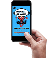 Load image into Gallery viewer, Spideyfit At-Home Training Program