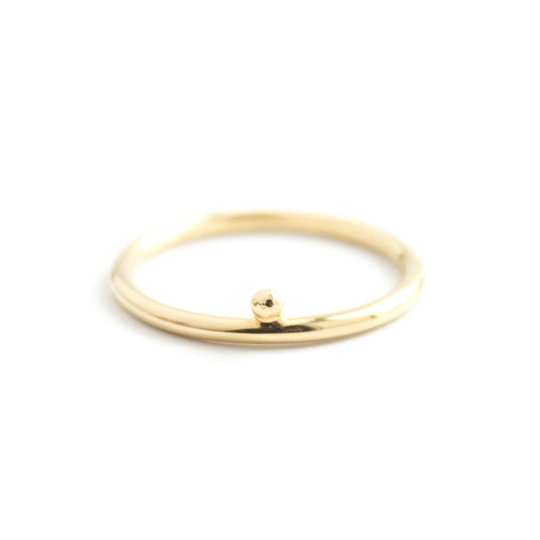 Boulay | Gold Vermeil Dotted Ring - My Super Hot Deals