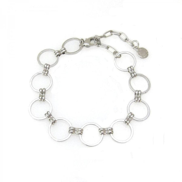 Eclipse Collection Plain Circle Bracelet - My Super Hot Deals