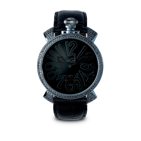 GAGA MILANO Manuale 48mm - Diamonds - My Super Hot Deals
