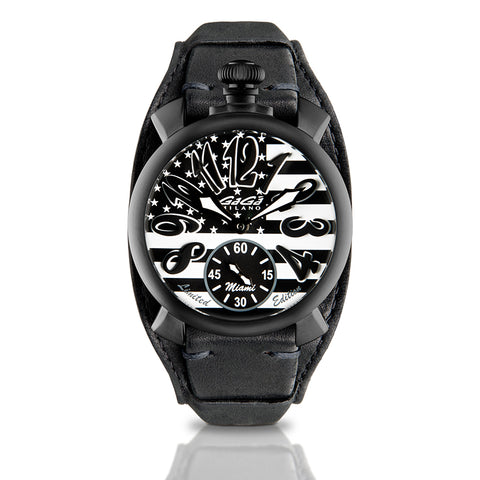 GAGA MILANO Manuale 48mm - Special Edition Miami - My Super Hot Deals