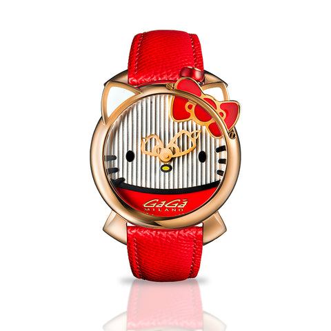 GAGA MILANO Hello Kitty - Rose gold plated - My Super Hot Deals